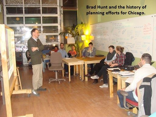 Brad Hunt @ The CivicLab