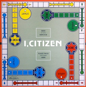 I, Citizen Activist Design Session