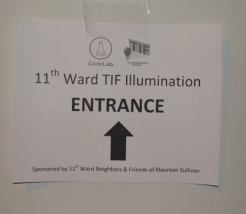 11th Ward Illuminated