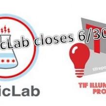 CivicLab Closes June 30
