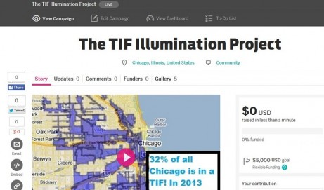 Help The TIF Illumination Project Survive!
